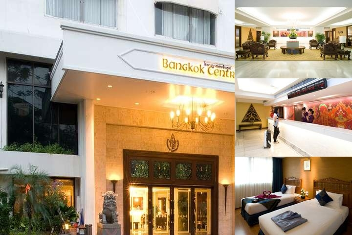Bangkok Centre Hotel photo collage