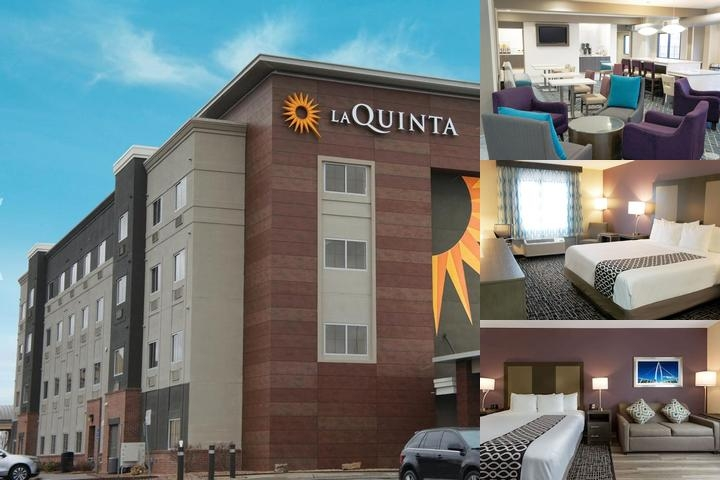 La Quinta Inn & Suites Wichita Airport by Wyndham photo collage