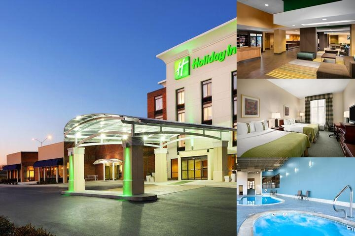 Holiday Inn South County Center photo collage