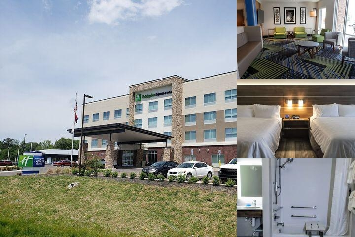 Holiday Inn Express & Suitess photo collage