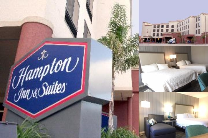 Hampton Inn & Suites Burbank photo collage