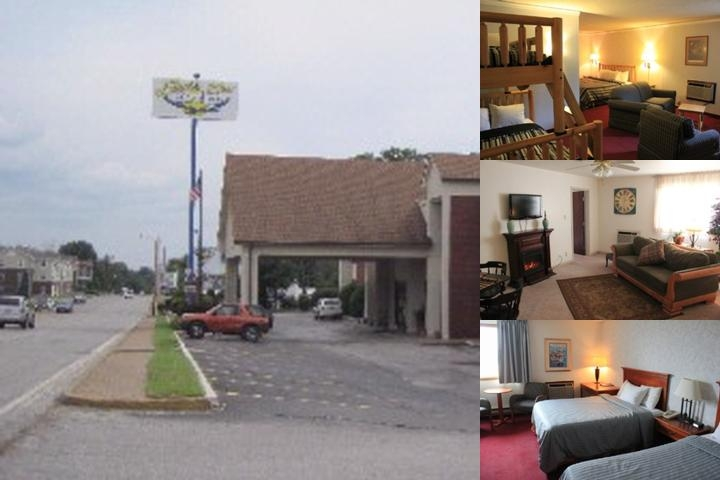 Eagles Nest Hotel photo collage