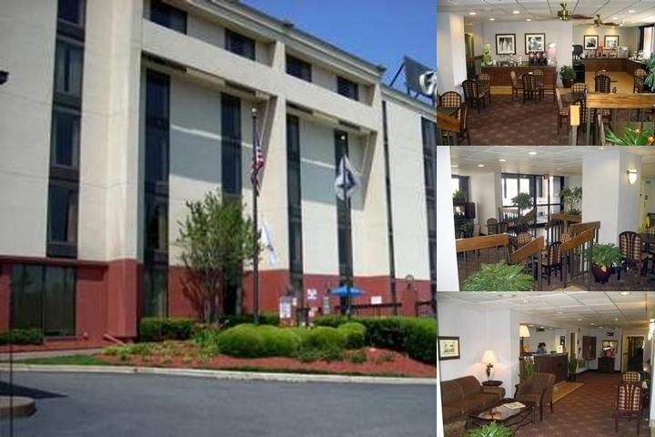 Hampton Inn Durham photo collage