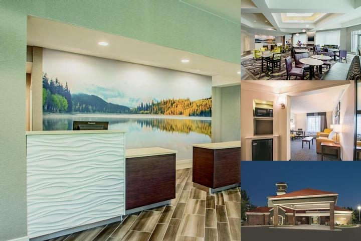 La Quinta Inn & Suites Orem University Parkway by Wyndham photo collage
