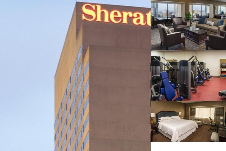Sheraton Columbus Hotel at Capitol Square photo collage