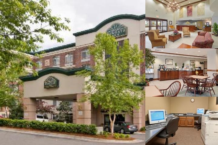 Fairfield Inn & Suites Winston Salem Downtown photo collage