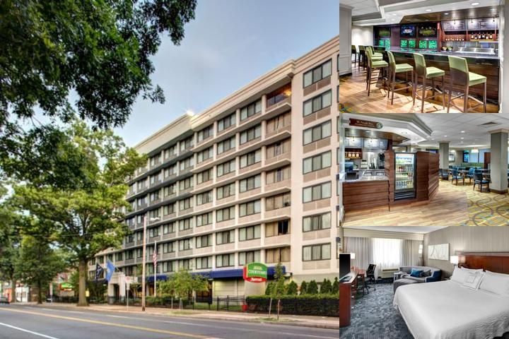 Courtyard by Marriott at Yale photo collage