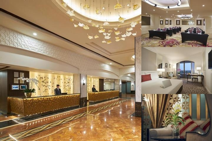 Orchard Parade Hotel photo collage