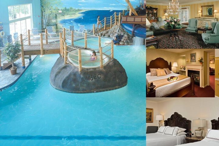 John Carver Inn & Spa photo collage