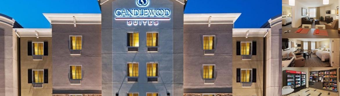 Candlewood Suites Baltimore Harbor photo collage