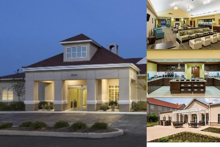 Homewood Suites by Hilton Riverport Airport West photo collage