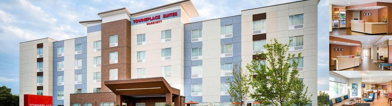 Towneplace Suites by Marriott Fort Worth University / Medical Cen photo collage