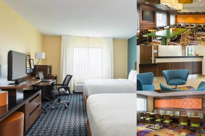 Springfield Fairfield Inn Suites By Marriott Springfield Oh