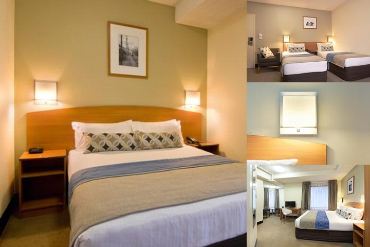 Mercure Welcome Melbourne photo collage