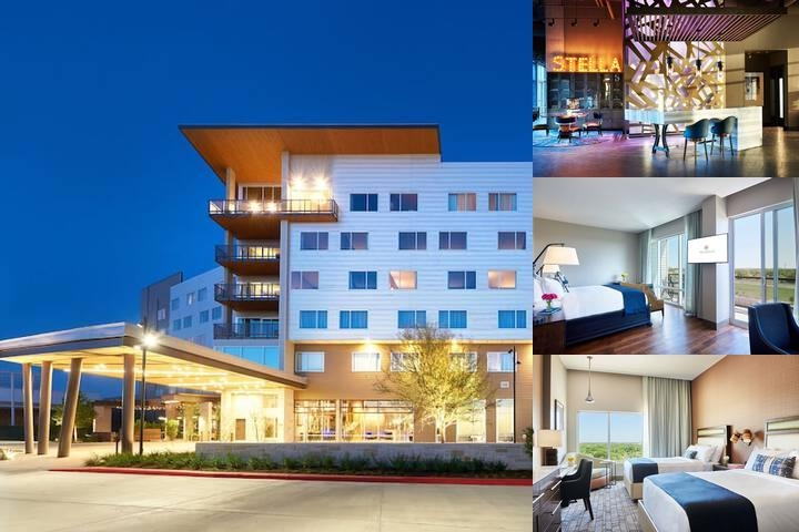 The Stella Hotel photo collage