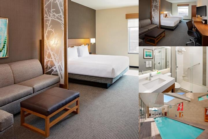 Hyatt Place Glendale / Los Angeles photo collage