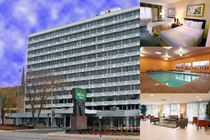 Holiday Inn Columbus Downtown Capital Square photo collage