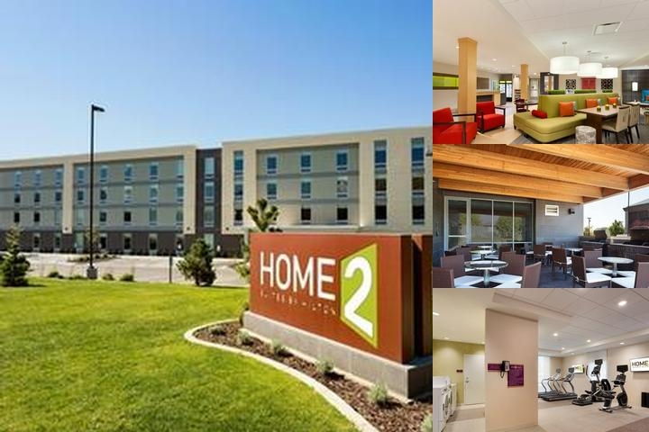 Home 2 Suites photo collage