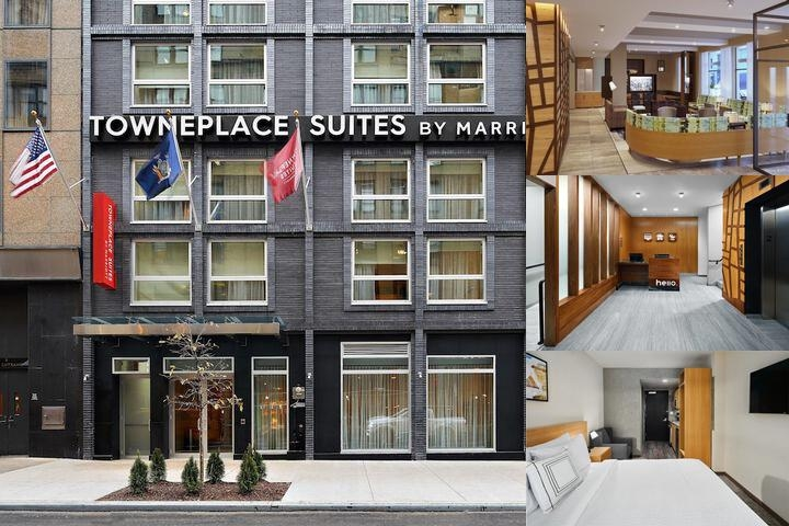 Towneplace Suites by Marriott New York Manhattan / Times Square photo collage
