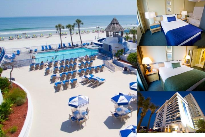 Daytona Beach Regency by Diamond Resorts photo collage