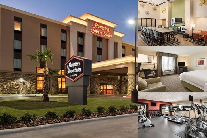 Hampton Inn & Suites Corpus Christi photo collage