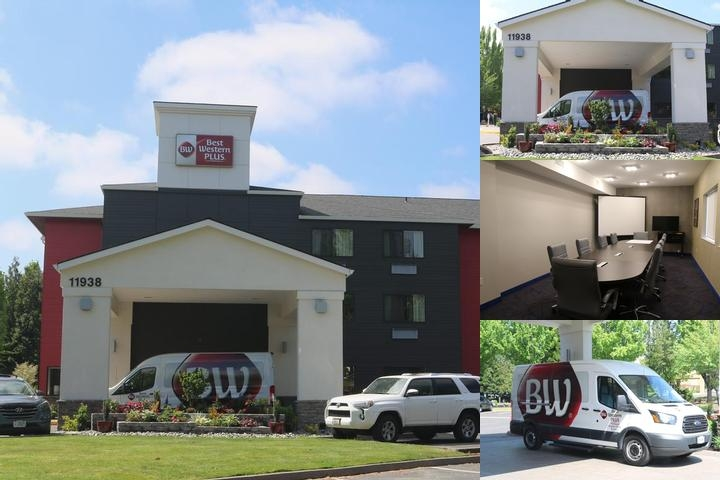 Best Western Plus Portland Airport Hotel & Suites photo collage