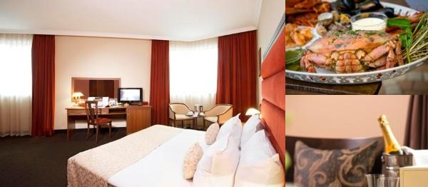 Best Western Plus Expo Hotel photo collage