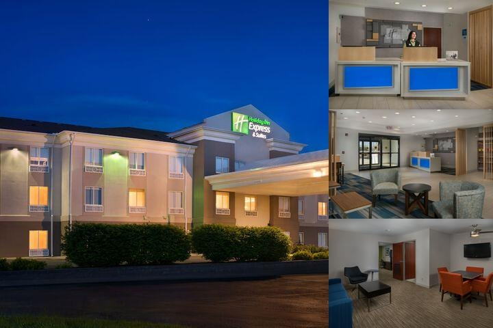 Holiday Inn Express & Suites Lawrence photo collage