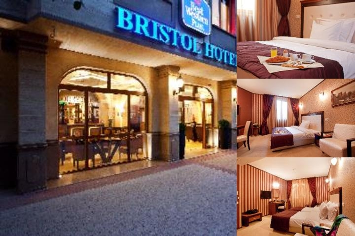 Best Western Plus Bristol Hotel photo collage
