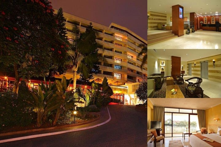 Sarova Panafric photo collage