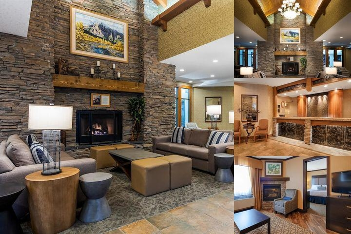 Best Western Plus Fernie Mountain Lodge photo collage