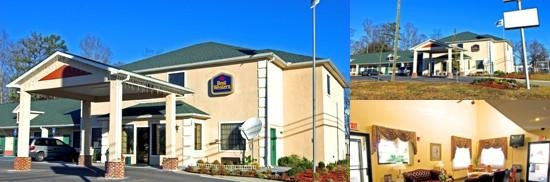 Best Western Fairwinds & Suites photo collage