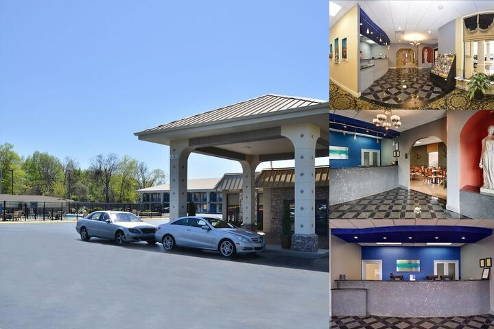 Best Western Franklin Inn photo collage