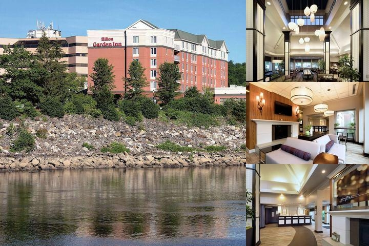 Hilton Garden Inn Auburn Riverwatch photo collage