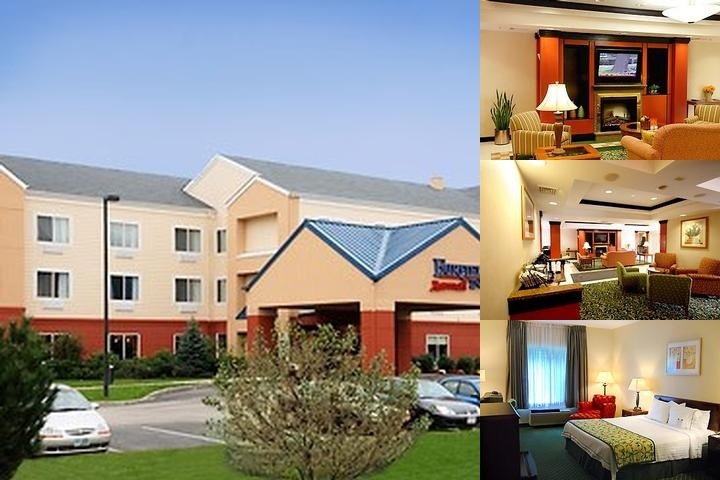 Fairfield Inn by Marriott Concord photo collage