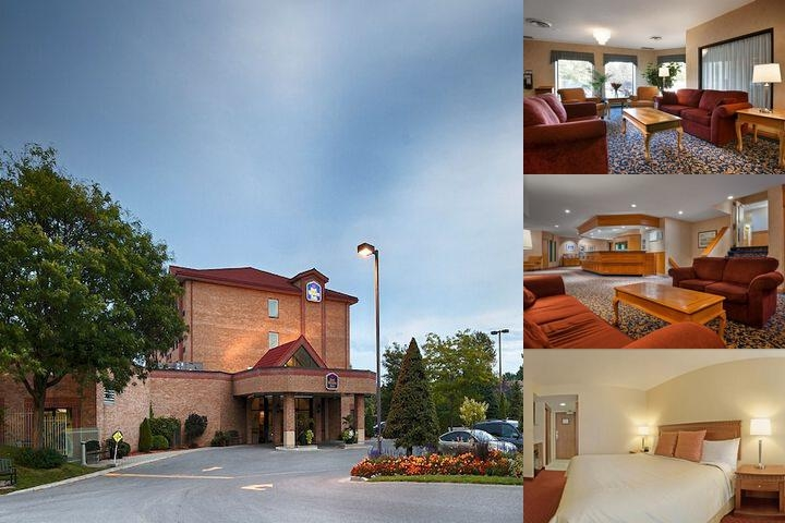 Best Western Plus Otonabee Inn photo collage