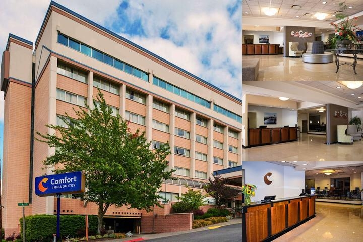 Best Western Plus Tacoma Dome Hotel photo collage