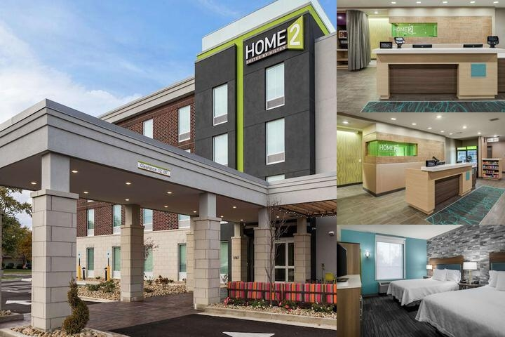 Home2 Suites Dayton / Centerville photo collage