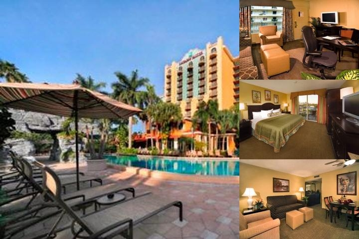 Embassy Suites Fort Lauderdale photo collage