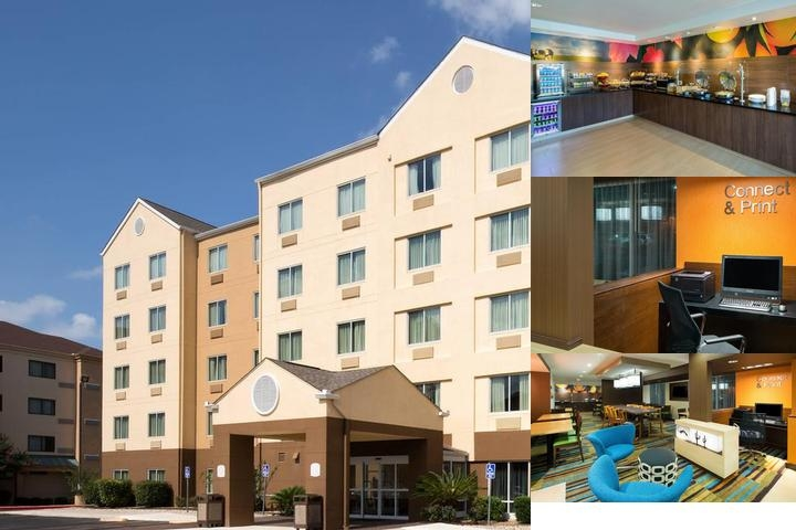 Fairfield Inn & Suites San Antonio Airport / North Star Mall photo collage