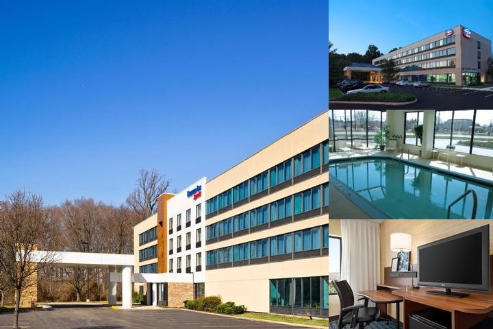 Fairfield by Marriott Philadelphia West Chester / Exton photo collage