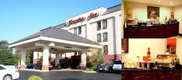 Hampton Inn Hot Springs photo collage
