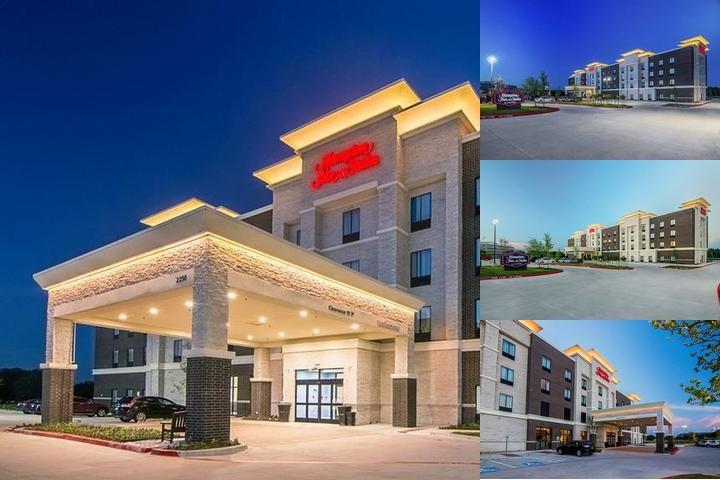 Hampton Inn & Suites Dallas / Richardson photo collage