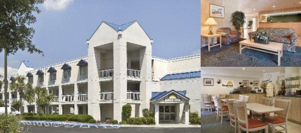 Days Inn Hilton Head photo collage