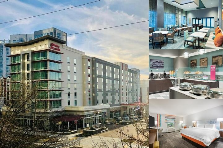 Hampton Inn & Suites Atlanta Buckhead photo collage