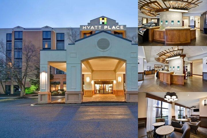 Hyatt Place Columbus / Worthington photo collage