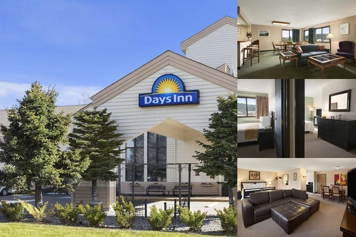 Days Inn Coeur D Alene photo collage