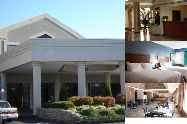 Airport Plaza Inn photo collage