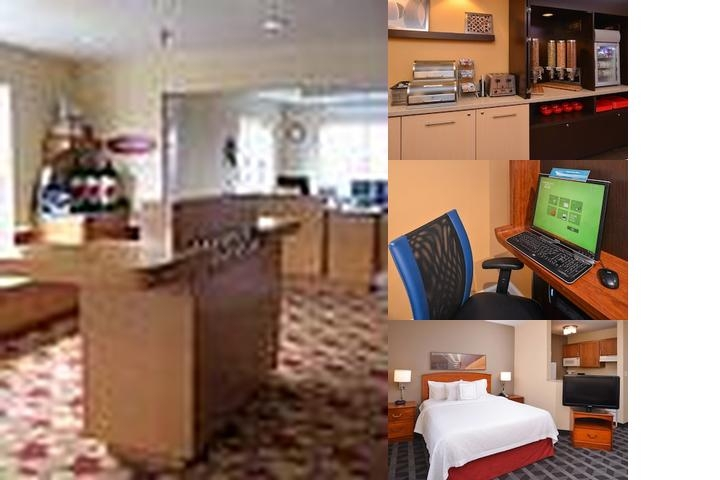 Towneplace Suites St. Louis St. Charles photo collage