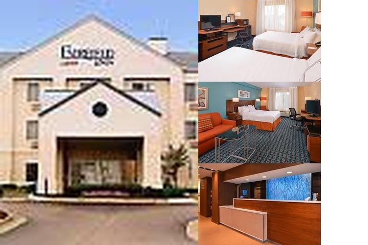 Fairfield Inn & Suites St. Louis St. Charles photo collage